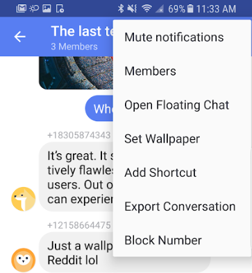 Group Messaging with TextNow – TextNow Support